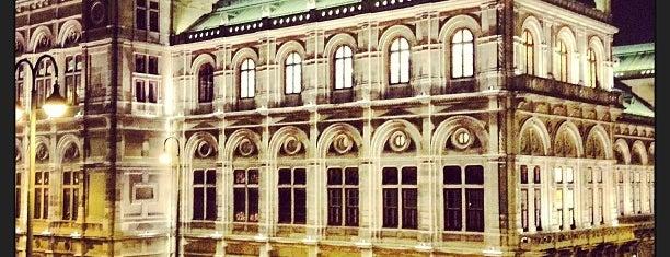 ウィーン国立歌劇場 is one of Надо посетить.