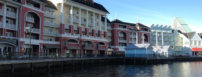 Disney's Boardwalk Villas is one of Atlanta Miami.