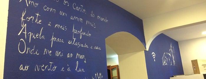 Casa Azul is one of Restaurantes.