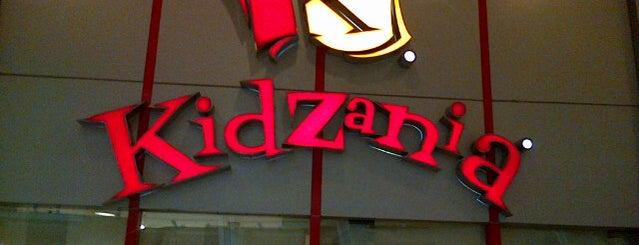 KidZania is one of 7-10 Split Badge.