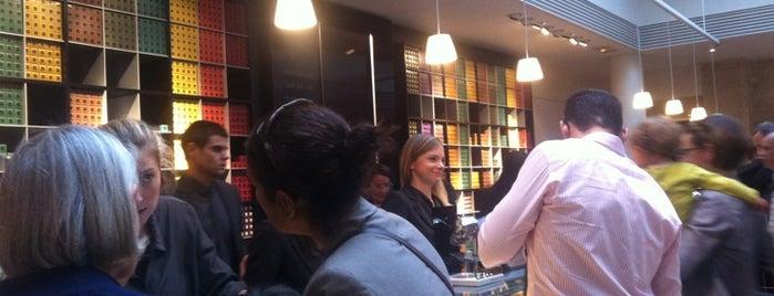 Nespresso Boutique is one of Paris.