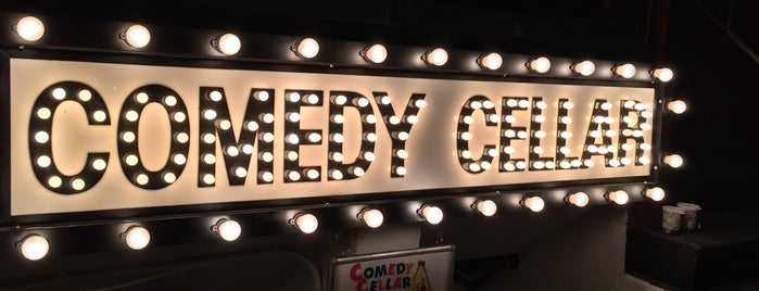 NYC Comedy Clubs