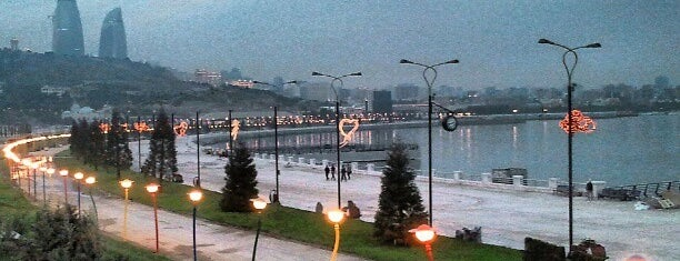 Yeni Bulvar | New Boulevard is one of Baku.