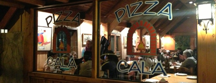 Pizza Cala is one of Lugares chandlerianos para comer.