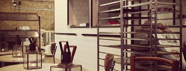 Fabrique Bakery is one of HFA in London: Delicatessen.