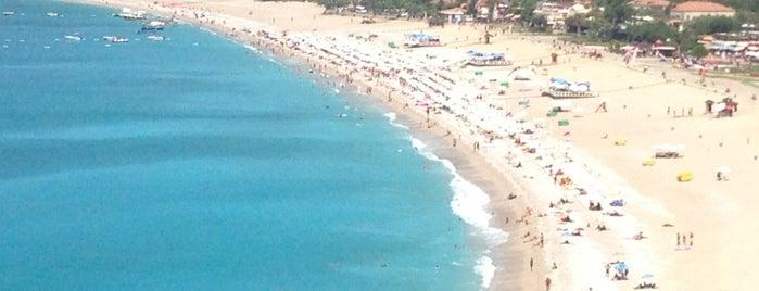 Belcekız Plajı is one of Fethiye, Turkey.
