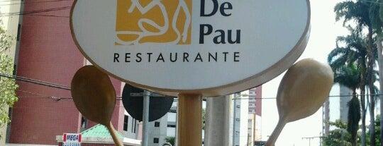 Colher de Pau is one of Bares e Restaurantes.