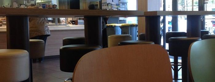 McDonald's is one of Geneve.