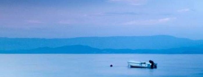 Yağcılar Plajı is one of doğallık..