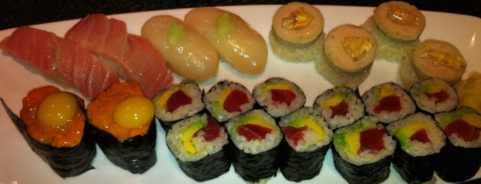 Kaz Sushi Bistro is one of 2 do list # 2.