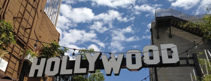 Hollywood Farmer's Market is one of los angeles.