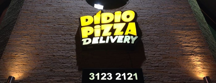 Dídio Pizza is one of Conhecer.