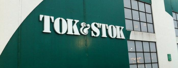 Tok&Stok is one of Comercio e Serviços.
