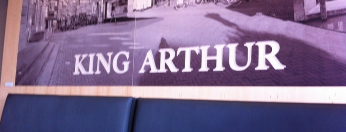 King Arthur is one of Social around the world.