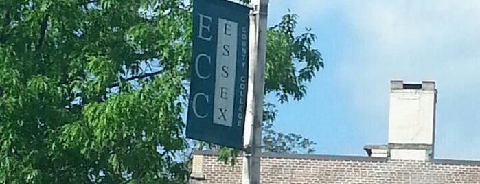 Essex County College - West Essex Campus is one of ESSEX COUNTY COLLEGE.