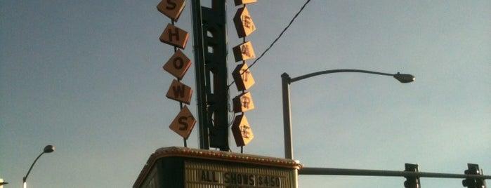 Garland Theater is one of Spokane Swirl.