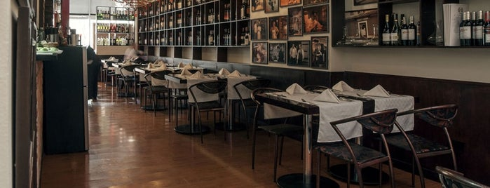 La Divina Comedia Trattoria is one of Restaurantes visitados.