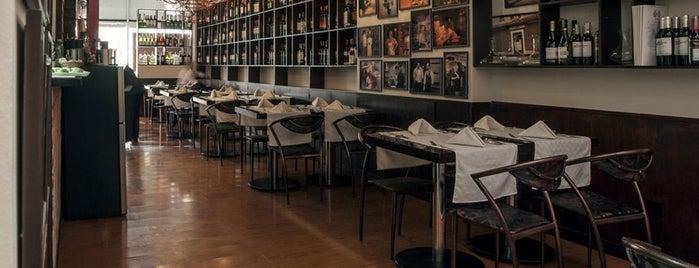 La Divina Comedia Trattoria is one of Restaurantes Comida Italiana Bogota, Colombia.