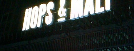 Hops & Malt is one of Jakarta. Indonesia.