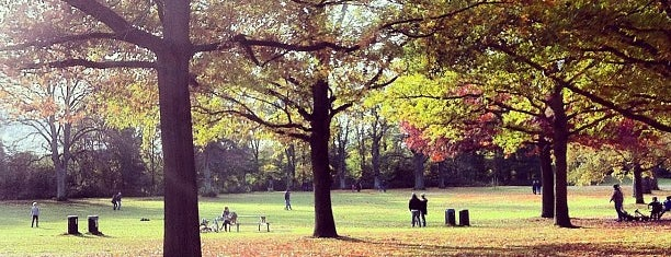 Stadtpark is one of Best sport places in Hamburg.