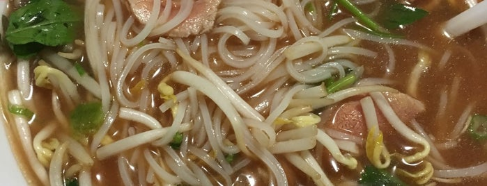 Pho Danh is one of HOU Asian Restaurants.