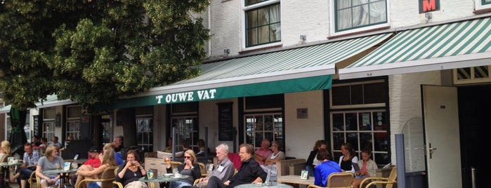 Bar 't Ouwe Vat is one of All-time favorites in Netherlands.
