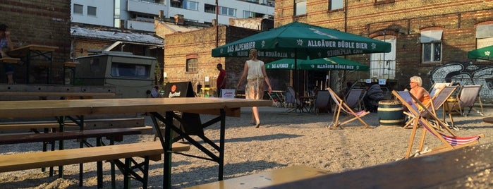 The 15 Best Beer Gardens in Berlin
