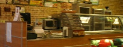 SUBWAY is one of Fast Food.
