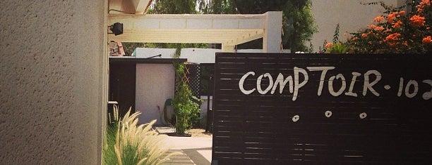 Comptoir 102 is one of Дубайский общепит.