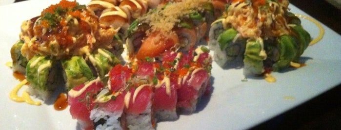 Soho Sushi is one of Tampa Bay.