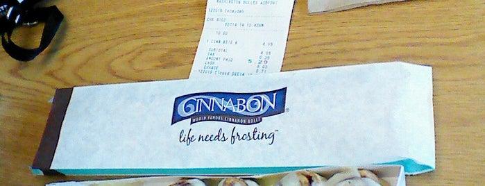 Cinnabon is one of Food.