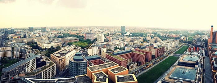 PanoramaPunkt is one of Berlin Calling.