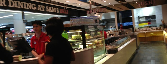 Sam's Deli is one of Gurney Paragon.