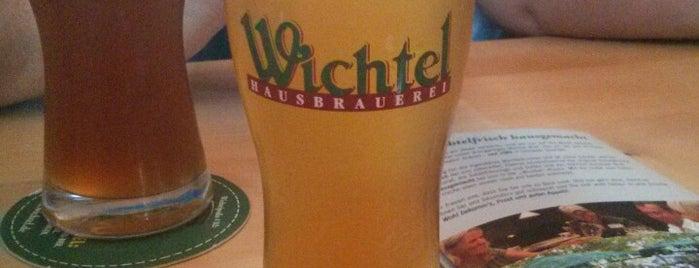 Wichtel is one of Stuttgart.