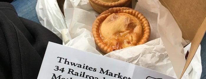 Thwaites is one of Blueberries.