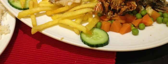 Golden Fork is one of Dubai Food.