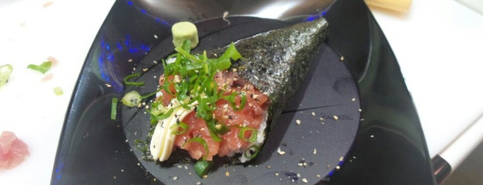 Pitangas Bar e Temakeria is one of Sushi Work Place.