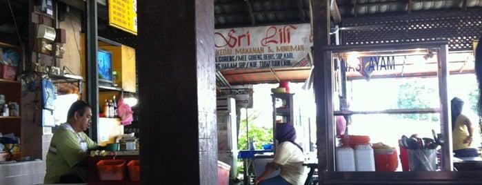 Medan Selera Padang Astaka is one of Makan @ Utara #7.