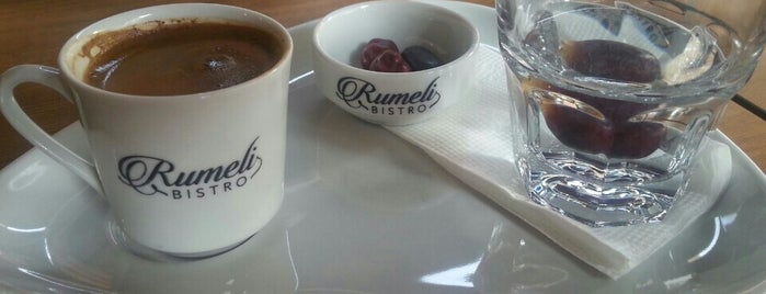 Rumeli Bistro is one of devr-i alem..!.