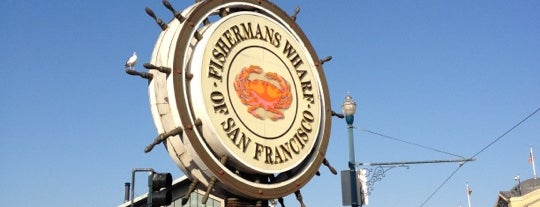 Fisherman's Wharf Inner Harbor Historic Fishing Fleet is one of The 15 Best Places for Tours in San Francisco.