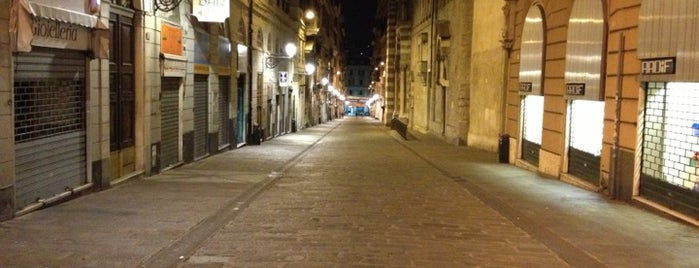 Via San Lorenzo is one of √ Best Tour in Genova.