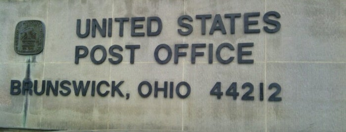 US Post Office is one of prefeitura.