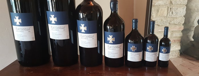 Fontodi is one of Chianti Classico Producers.