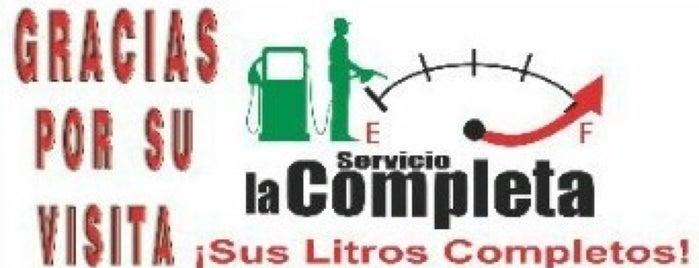 Gasolinería PEMEX is one of Lugares frecuentes.