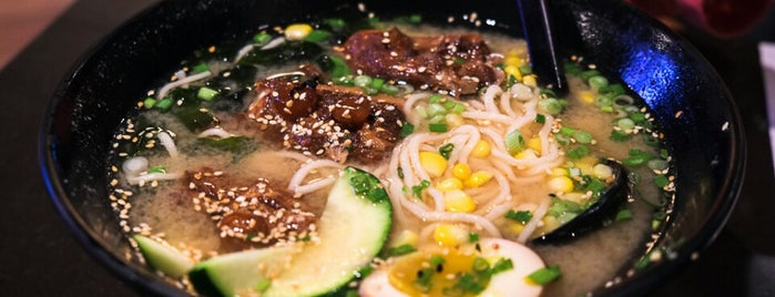 Hakata Ramen is one of Montreal City Guide.