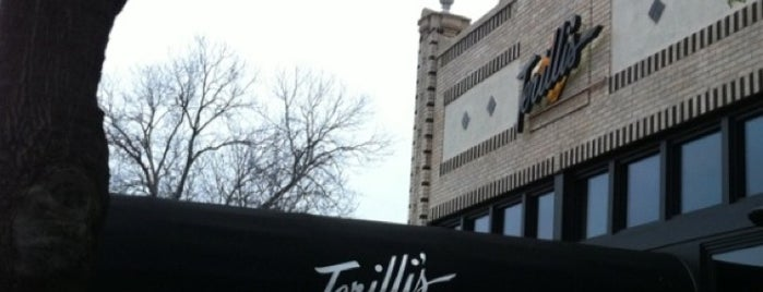 Terilli's is one of Dallas Foodie.