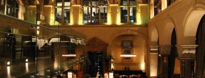 Galvin La Chapelle is one of London Restaurants.