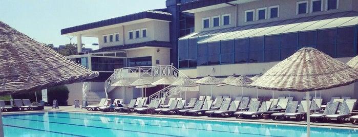Sports International Açık Havuz is one of Must-Visit ... Ankara.