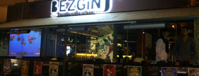 BezginS' Lounge Cafe & Bar is one of Eskişehir Listem.