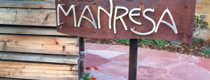 Manresa is one of Date Night.